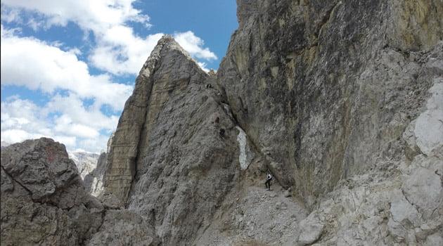 "Alpes italianos ""Dolomitas"""