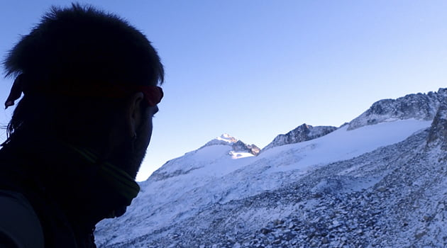 pirineos nevados
