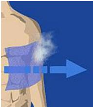como protegerse del frio transpirar