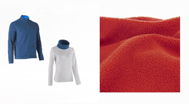 como protegerse del frio fibra polar