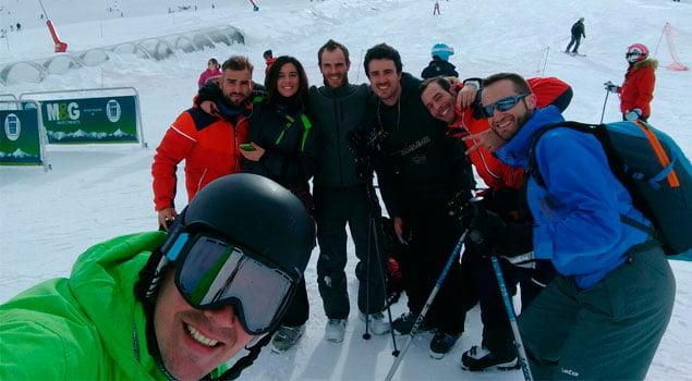 aprender esqui-anayet formigal