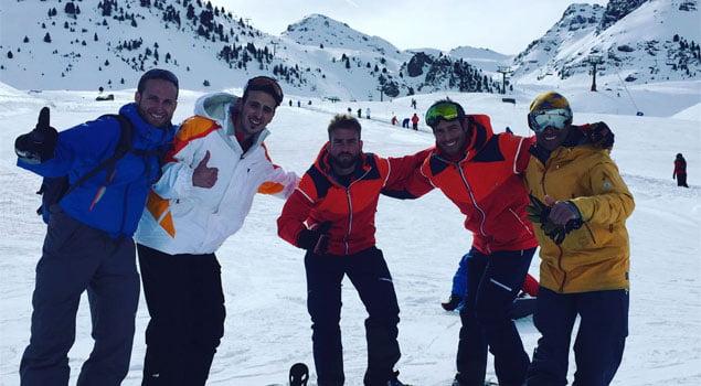 aprender snowboard-pirineos aragoneses