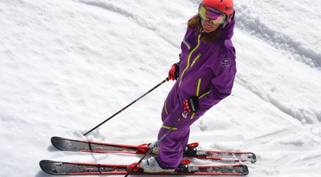 La gama de esquís Boost de Wed'ze
