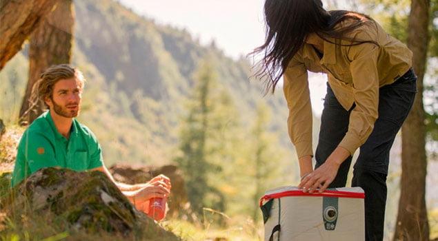 neveras camping