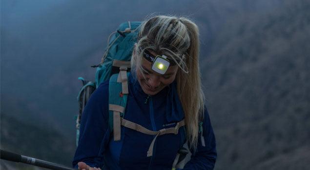 Ilumina tu aventura de Camping