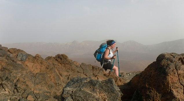 Subida al Teide