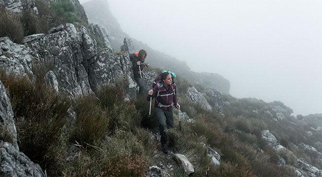Cambios meteorológicos en la montaña