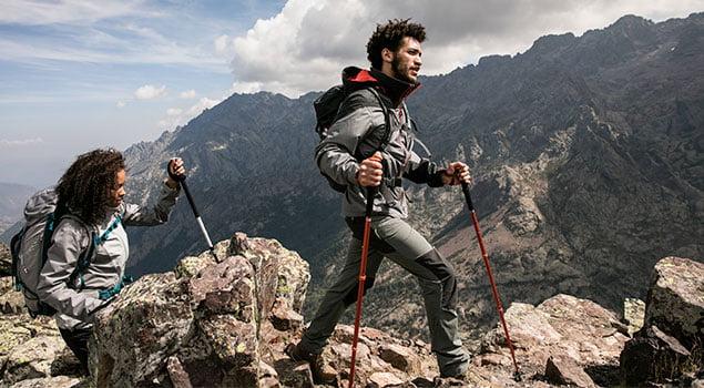 Logística en actividades de montaña