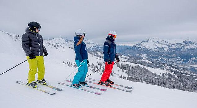 Elección del esquí