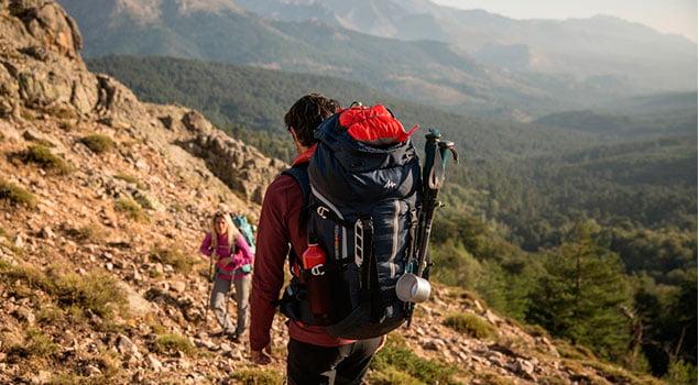 Las modalidades de Trekking