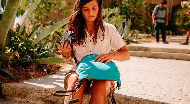 Viaje en mochila