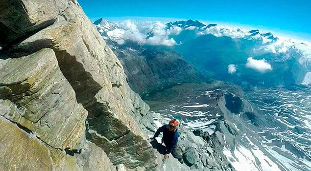 Montaña Matterhorn