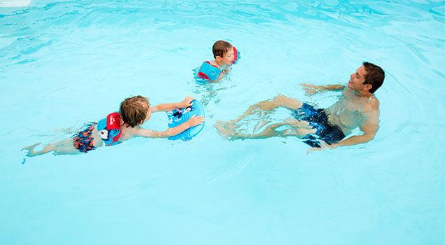 Tiswim flotabilidad