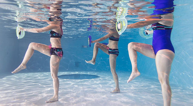 Beneficios del aquafitness