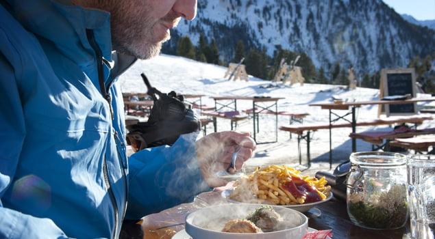 deportes de invierno alimentacion nutricion deportiva