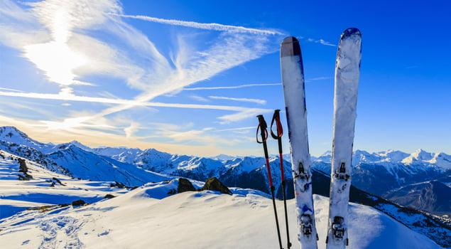 deportes de invierno esqui nutricion deportiva