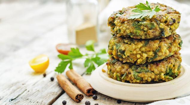 Aplicaciones para comer sano Vegaffinity