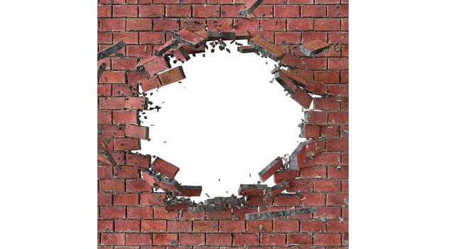 Desayunar antes de correr comenzar a correr el muro