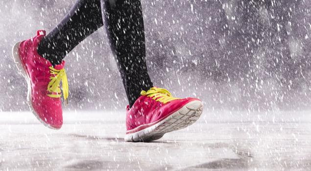 entrenar en invierno buen calentamiento