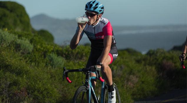 entrenar en calor - ciclismo