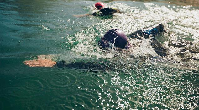 hidratacion en nadadores