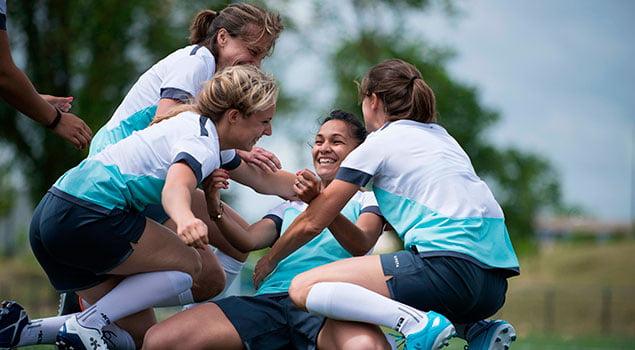 Nutrición en el fútbol femenino
