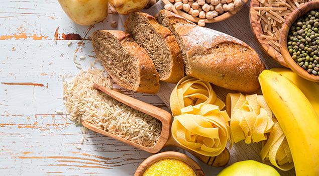 La nutrición del jinete