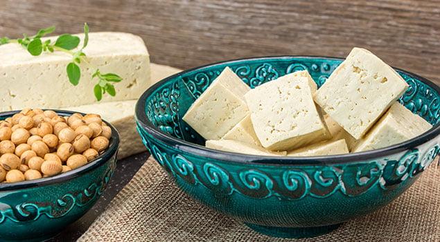 Beneficios del Tofu en el deporte