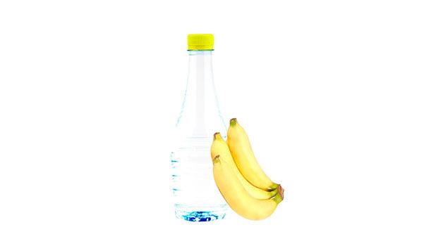El plátano en los deportes de fuerza