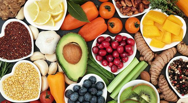 Asma y nutrición