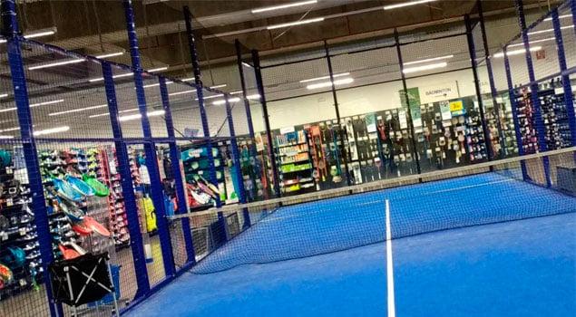 Diferencia entre una pista indoor y outdoor