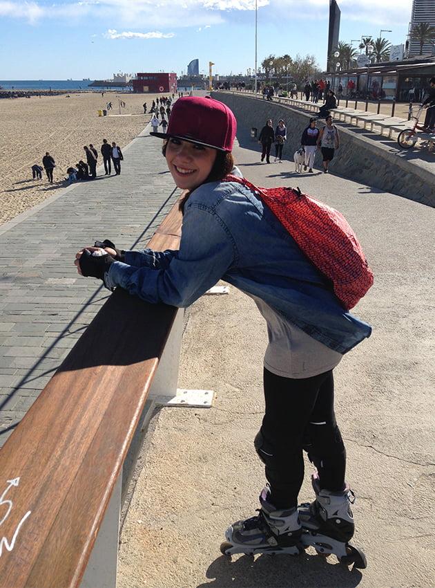 Tarde de roller: ¿Qué me pongo? | Blog Skate Decathlon