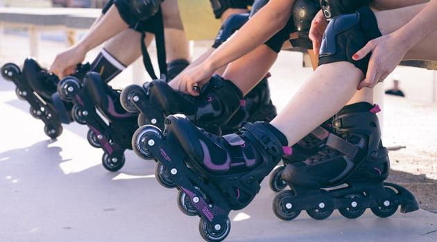 Roller fitness o cómo divertirte mientras ejercitas tu cuerpo | Blog Skate Decathlon