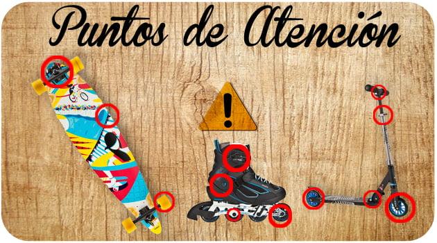 Mantenimiento de tus patines y skate | Blog Skate Decathlon