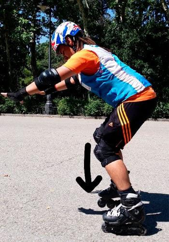 aprende a patinar