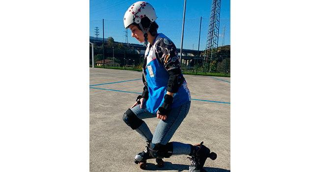 Elimina el miedo a patinar