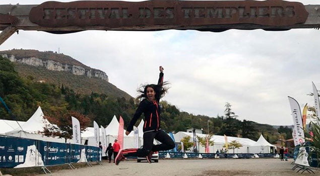 El Festival Des Templiers desde dentro