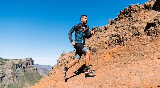 El trail te hace fuerte