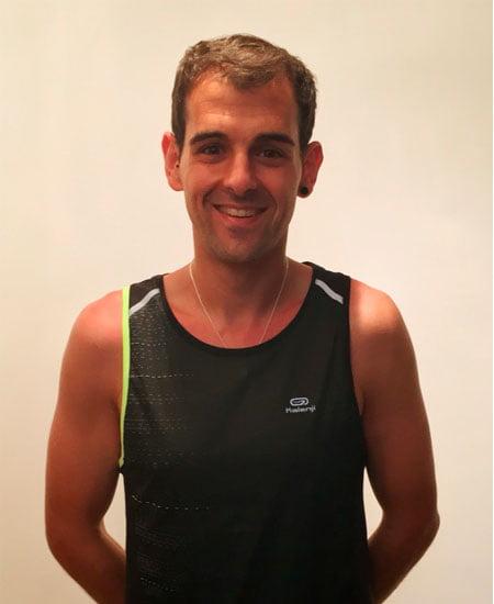 Igor Puy Running Decathlon