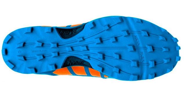 tipos de suela zapatillas trail running-terrenos grises-nieve-suela blanda