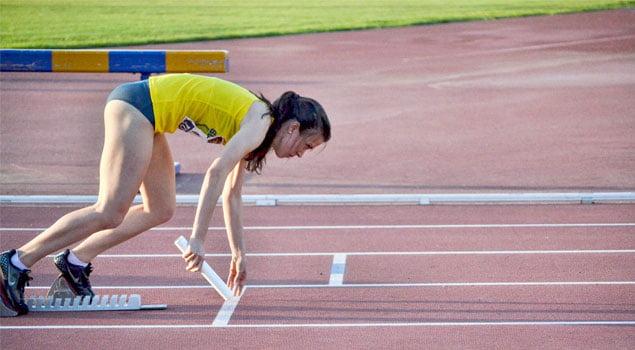 Virginia Artal Guerrero Decathlon Atletismo