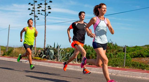braceo en el running