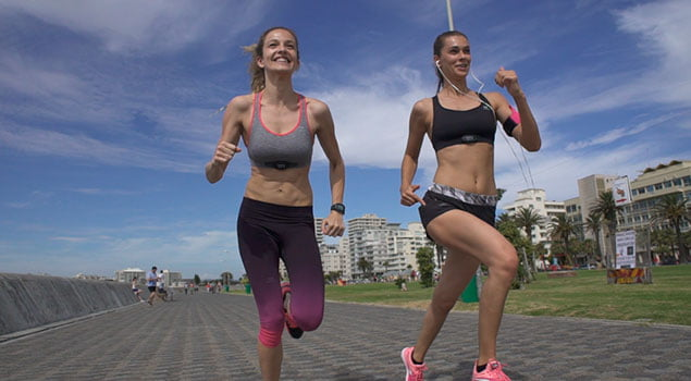 Abdominales y Running