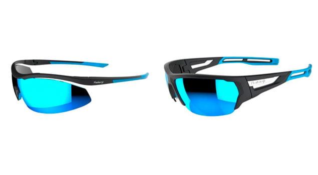 protegerse del sol con gafas