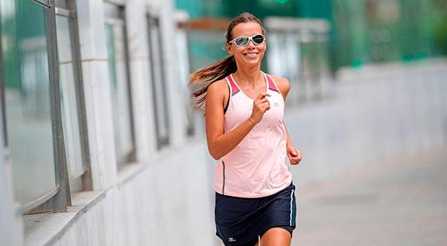 La felicidad que aporta el running