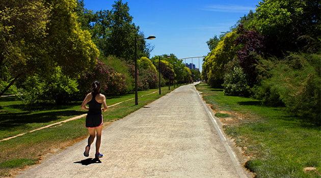 running-parque