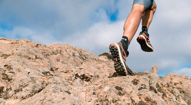 Running de montaña