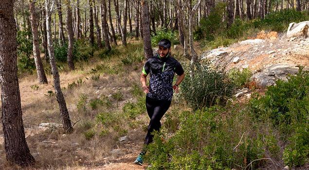 Gana velocidad con el trail
