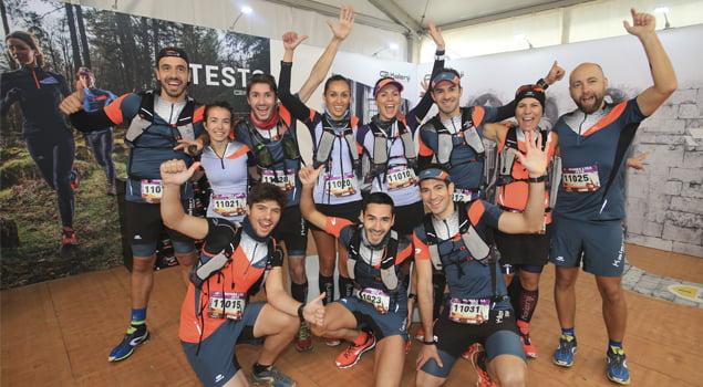 trail running carrera festival des templiers millau francia