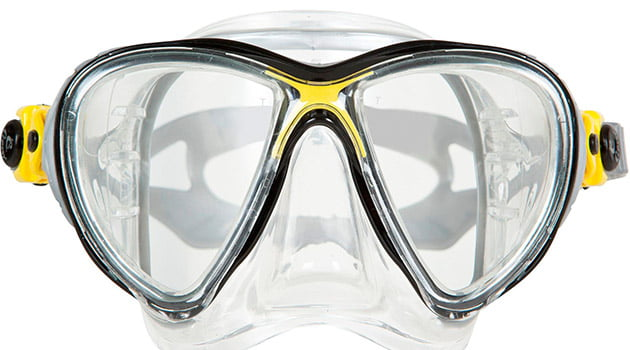 Una ventana a lo desconocido: la máscara de buceo | Blog Submarinismo Decathlon